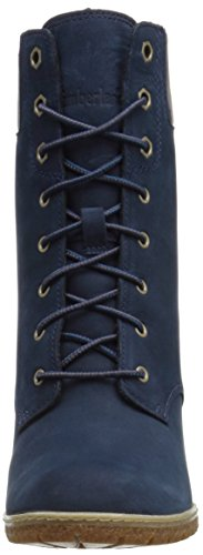 Timberland  Glancy FTW_Glancy 6in, Bottes Classics courtes, doublure froide femmes Bleu
