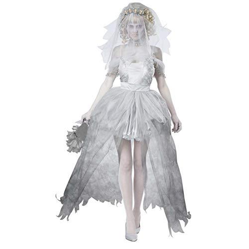 Kostüm Sexy Devil Vampire Bridal Costume Spiel Uniform Cosplay M ()