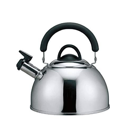 Engranaje Importado de la Cocina de inducción del Gas de Gas de la Caldera de silbido 2.5L del Acero Inoxidable WHLONG