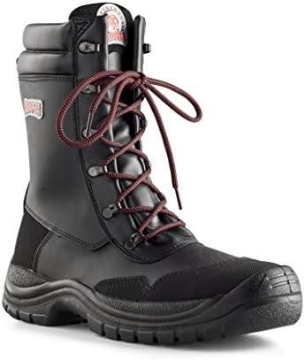 Roots RO60304 Cherokee Original - Zapatillas de seguridad para hombre (talla 41), color negro