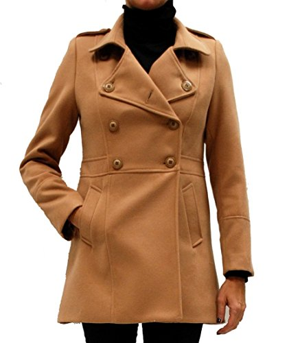 FRK Damen Mantel CRON Beige