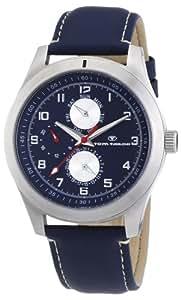TOM TAILOR Herren-Armbanduhr XL Analog Quarz 5409604