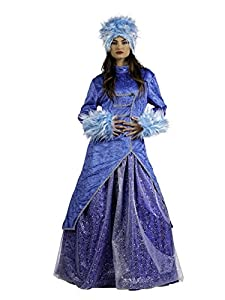 Limit Sport - Disfraz de princesa rusa para adultos, talla L (MA247)