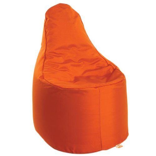 Sitzsack sit-down orange hochwertiger Chill-Out Beanbag