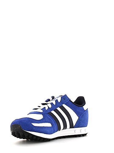 Adidas LA Trainer K (Q20590) White/Black/Blue