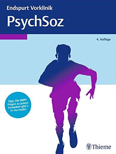 Endspurt Vorklinik: PsychSoz: Die Skripten fürs Physikum