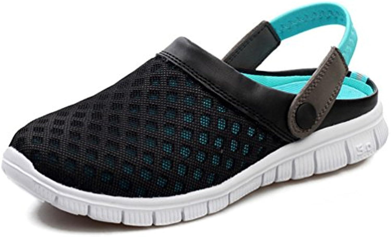 Qianliuk Sommerschuhe Herren Sandalen Strand Pantoffeln Clogs Sneakers Unisex Größe 36-47 Flip Flops
