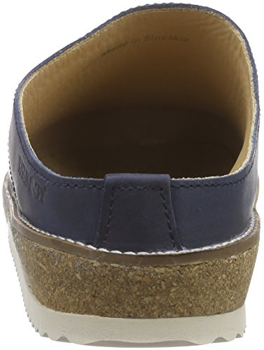 Haflinger Neo Unisex-Erwachsene Clogs Blau (Blau 777)