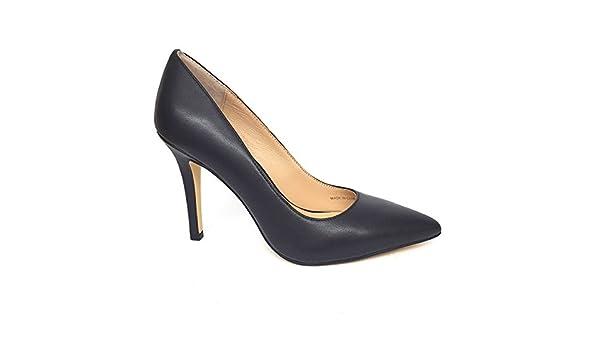 LIU JO Decollete Janis TC 95 NERO scarpa donna con tacco b588d9abfc0