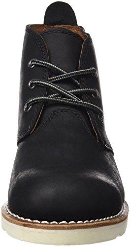 Dickies Nebraska, Chaussure de Desert Homme Noir (Black)