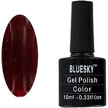 Bluesky UV LED Gel auflösbarer Nagellack 10ml decadence, 1er Pack (1 x 10 ml)