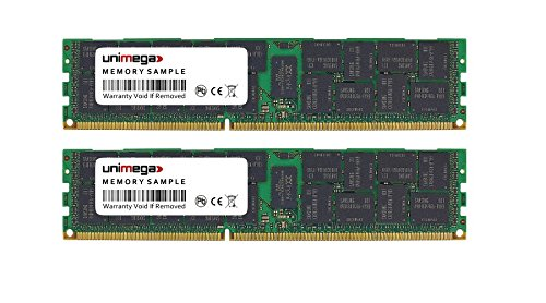 8GB Dual Channel KIT (2x 4GB) für Tyan Computers S7002 DDR3 1333MHz PC3-10600R RDIMM ECC REG RAM Speicher Memory -