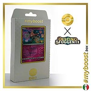 Mr. Mime 43/68 Holo Reverse - #myboost X Sole E Luna 11.5 Destino Sfuggente - Box de 10 cartas Pokémon Italiano