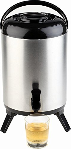 Aps - Termo C/Grifo Inox 9,5 Lt