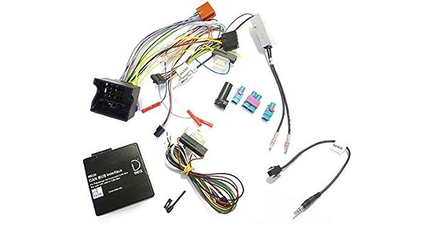 Dietz Can Bus Steering Wheel Interface For Audi Elektronik