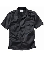 Surplus US camisa manga corta Negro Tamaño L