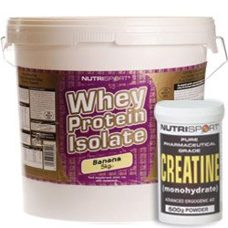 Nutrisport - Whey Protein Isolate by Nutrisport