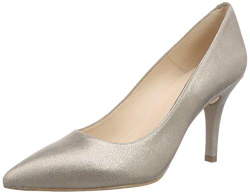 Unisa Tadi_16_mts, Chaussures à talons - Avant du pieds couvert femme Beige - Beige (MUMM)
