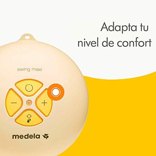 Medela Swing Maxi - Sacaleches eléctrico doble ,...