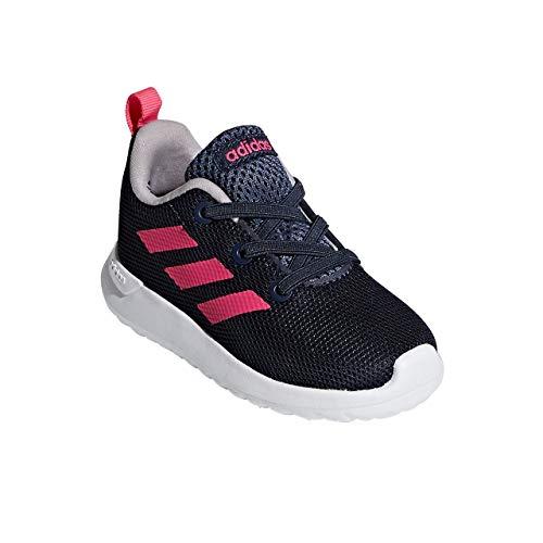 Adidas Lite Racer CLN, Unisex-Kinder Hallenschuhe, Blau (Azutra/Rossen/Ftwbla 000), 23.5 EU - Schuhe Kleinkind Jungen Jordan