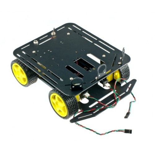 DFRobot-Baron-4WD-Mobile-Platform