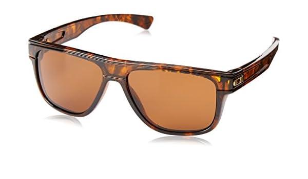 Oakley OO9199-14 Julian Wilson Tortoise Breadbox Wayfarer Sunglasses Lens  Categ  Amazon.co.uk  Clothing 6f22906a0f