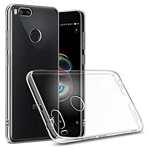 new arrival 62727 4566b SmartLike Xiaomi Mi A1 Back Cover Transparent Clear Crystal Hot Thin Hard  Case - Crystal View