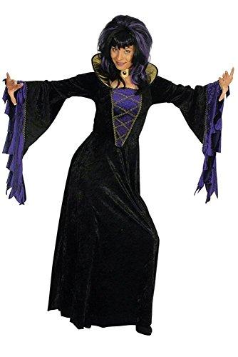Königin der Nacht Halloween für Halloween Kostüm und Vampir (Königin Der Kostüme Halloween)