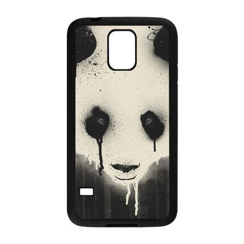 Chinese Panda Custom Phone Case for SamSung Galaxy S5 I9600,personalized Chinese Panda Case