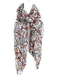 ec911d416bc2 MRULIC Echarpes foulards femme Hijab pour l islam Musulman Islam Muslim  Viscose Premium Maxi Crinkle
