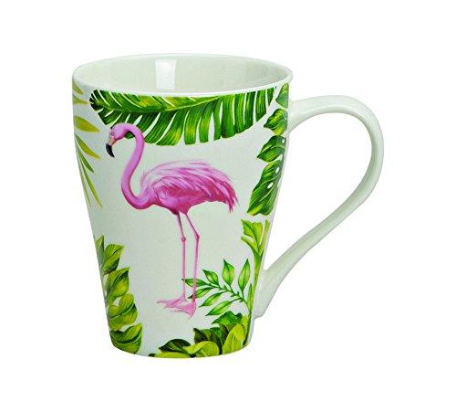 Becher Flamingo 300ml, Kaffeebecher, Teebecher
