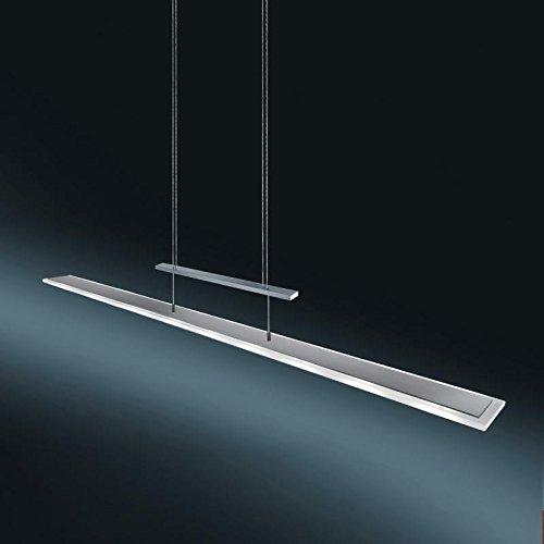 Höhenverstellbare LED-Pendelleuchte 9-flammig Antea