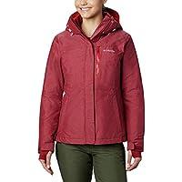 Columbia Alpine Action Chaqueta OH Ski de esquí, Mujer, Rojo (Red Beet 607), M