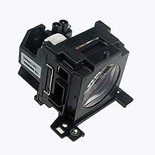 XIM–Recambio de lámpara de proyector DT00757para HITACHI CP-X251/CP-X256/ED-X10/ED-X1092/ED-X12/ED-X15/ED-X20/ED-X22/MP-J1EF