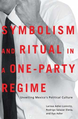 in a One-Party Regime: Unveiling Mexico's Political Culture (Arizona State University-party)