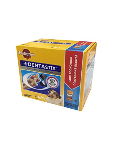 PEDIGREE DENTASTIX SMALL MULTIPACK X56