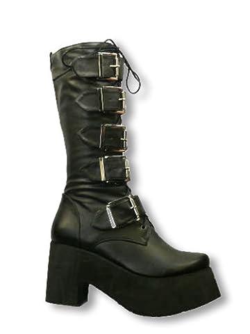 Inamagura Platform Boots UK 6 US 8