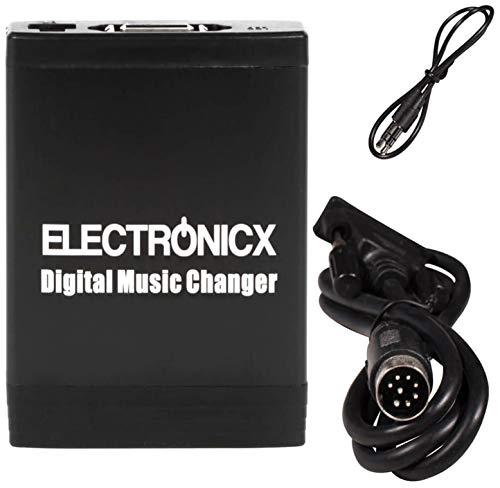 Electronicx Digitaler Auto-Musik...