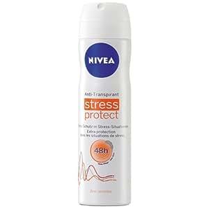 NIVEA Déodorant anti-transpirant Stress Protect pour femme 150 ml