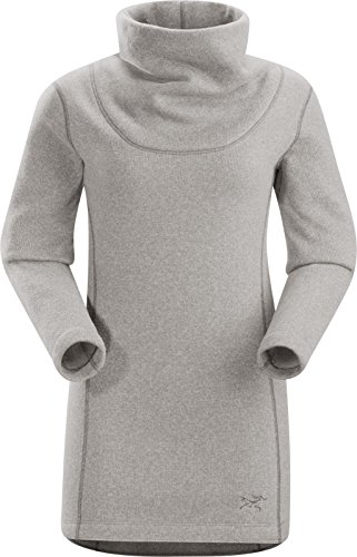 Arc'teryx Womens Desira Tunic, XL, Cirrus Sky Arcteryx Womens Pullover