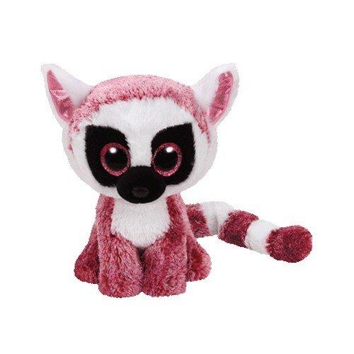 """Beanie Boo Lemur - Leeann -15cm 6"""""""
