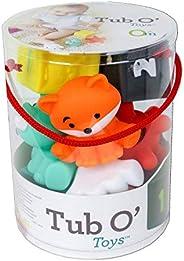 Infantino Tub O' Toys- 12 Piece