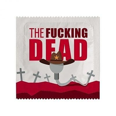 Préservatif humoristique The Fucking Dead