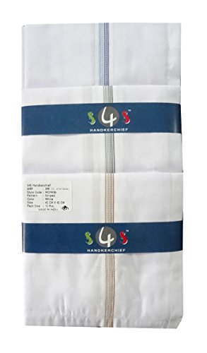 S4S-100-Cotton-Striped-Handkerchiefs-Pack-of-12