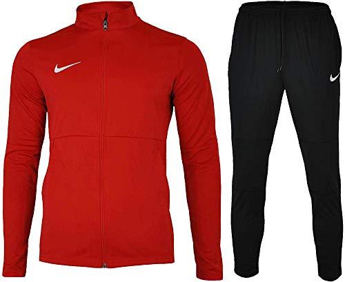 Nike Herren Track Suit Dri-FIT Park 18, University Red/Black/White, 2XL, AQ5065-657