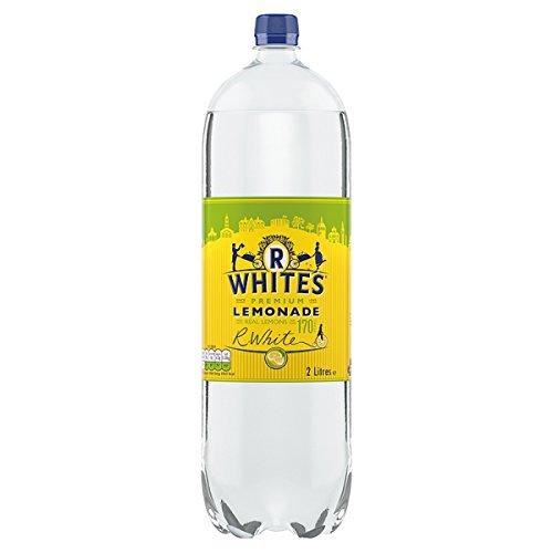 R Whites Premium-Limonade 2 Liter (Packung mit 8 x 2Liter) (Limonade Liter 2)