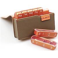 Pillenbox Mini taupe preisvergleich bei billige-tabletten.eu