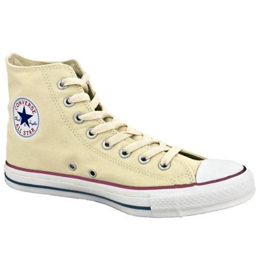 Converse Netherlands Bv Ctas Core Hi - Sneaker, Beige-Giallo, taglia 36.0EU/ 22.5cm