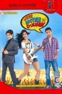 Preisvergleich Produktbild Mere Brother Ki Dulhan. Bollywood Film mit Imran Khan und Katrina Kaif. Sprache: Hindi, Untertitel: Englisch. Weder deutsche Synchronisation noch Untertiteln. [2-DVD-Satz][IMPORT]
