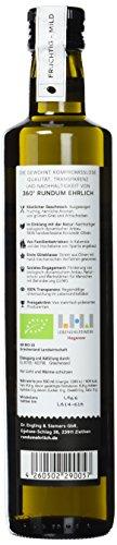 Premium Bio Olivenöl kaltgepresst | (Griechenland Kalamata) | Griechisches extra natives Öl (vergine), mild, fruchtig, köstlich | Biologischer Anbau | 100% Koroneiki-Oliven |